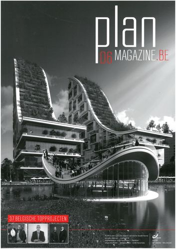 Plan Magazine / Sven Nys Cycling center
