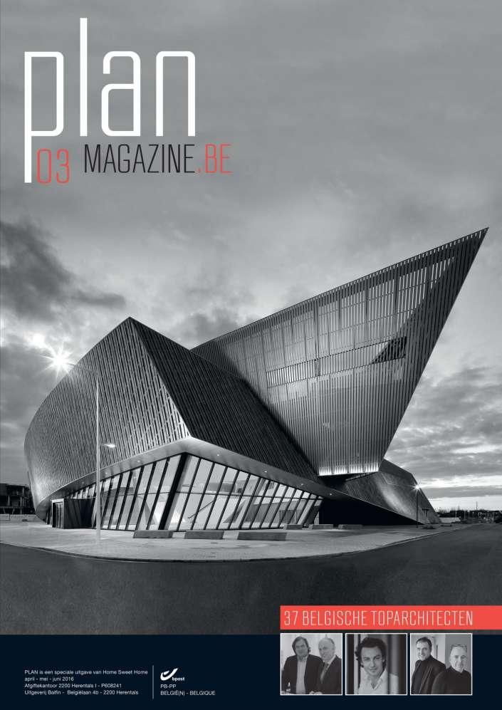 Plan Magazine / Van Roey