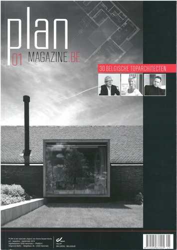 Plan Magazine / De Neve